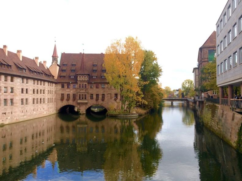 Nuremberg fairytale town