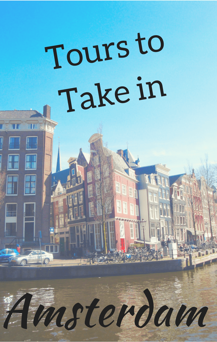 Top Amsterdam Tours
