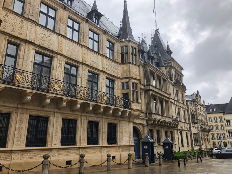 Luxembourg Grand Duchy - The Traveling Storygirl
