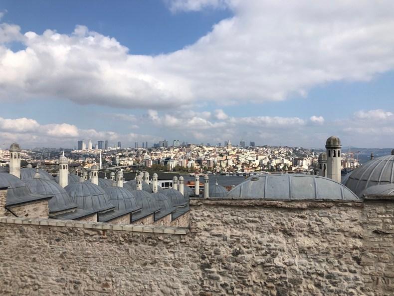 Süleymaniye Mosque Istanbul - The Traveling Storygirl