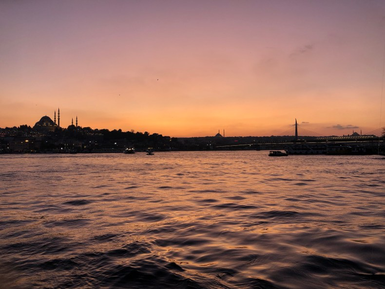 Galata Bridge Istanbul - The Traveling Storygirl
