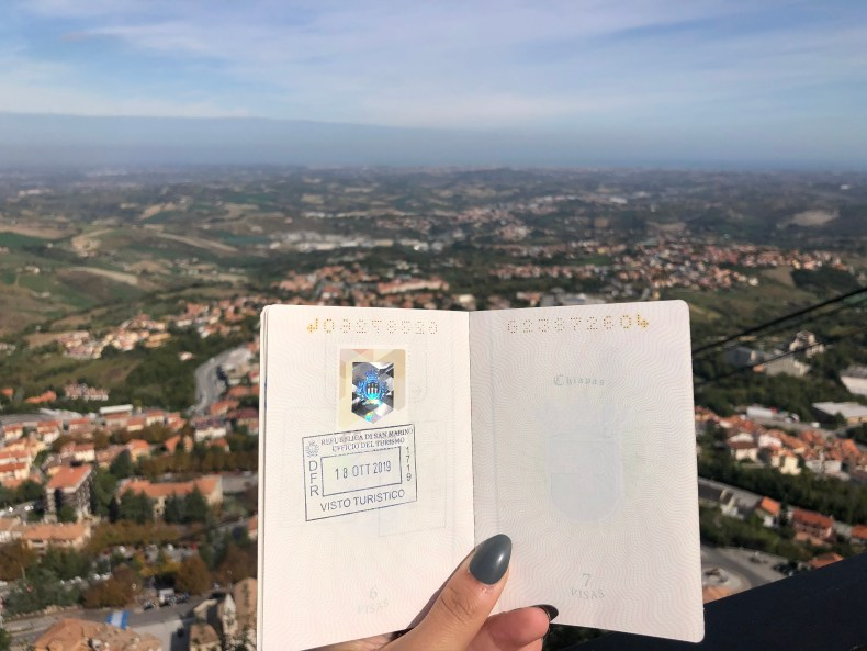 Day Trip to San Marino - The Traveling Storygirl