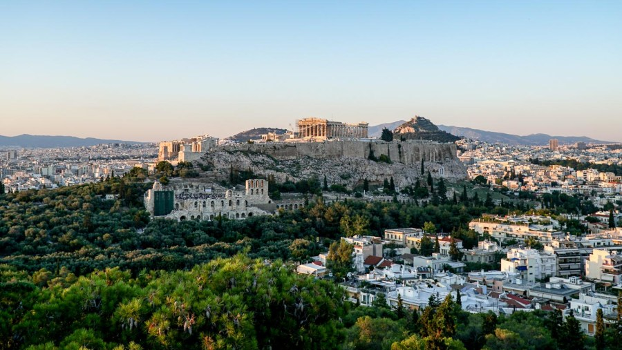 Greece   The Travel Intern Greece Budget Itinerary     S 1 5k incl  flights   accom     Athens  Santorini   Meteora