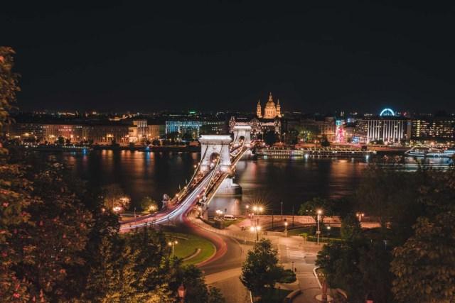Chain Bridge - Budapest - Hungary - Photogenic locations in Europe