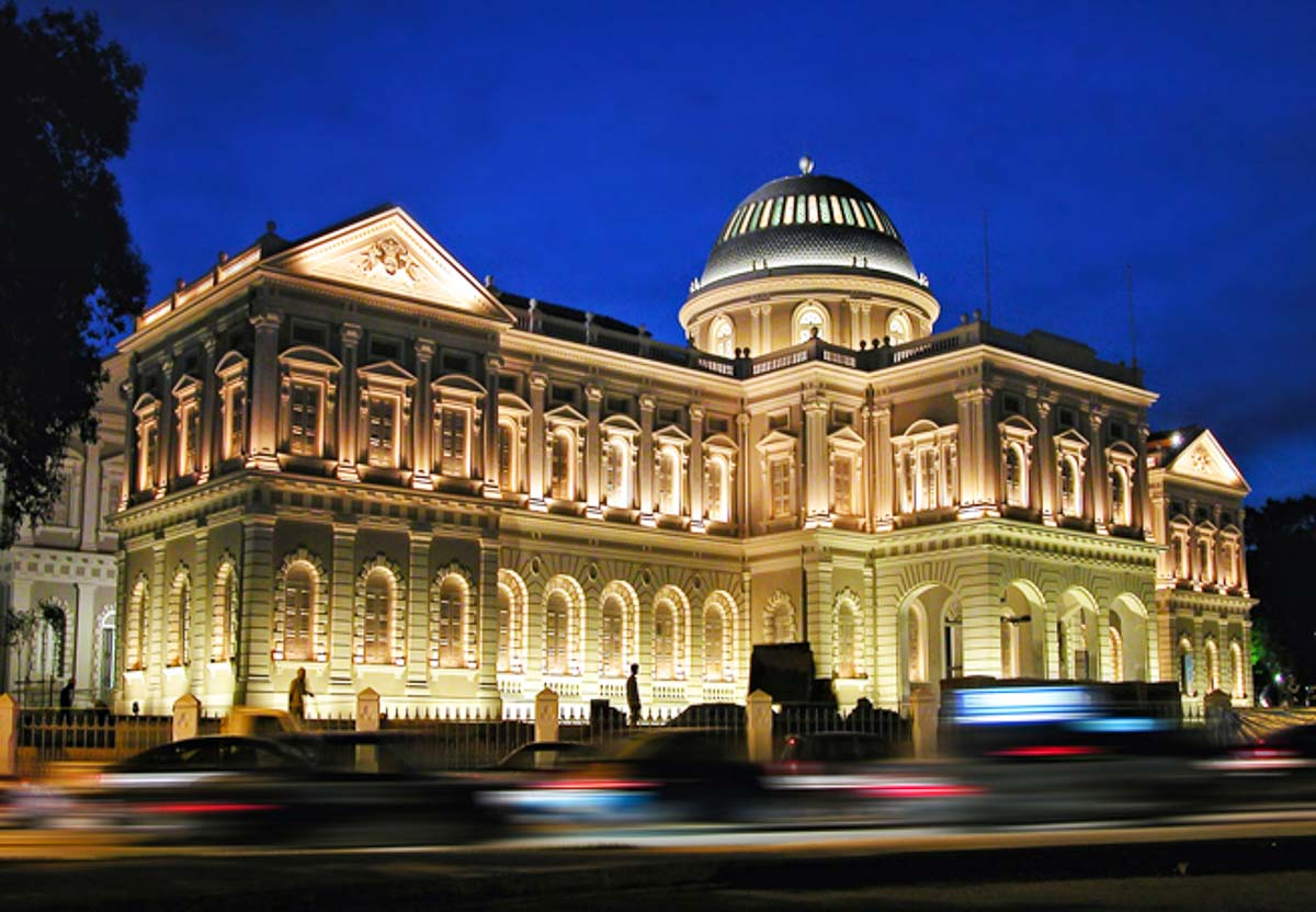 5D Singapore Itinerary Under ~S$150 — Things to Eat, See ... on National Museum Of Singapore  id=39050