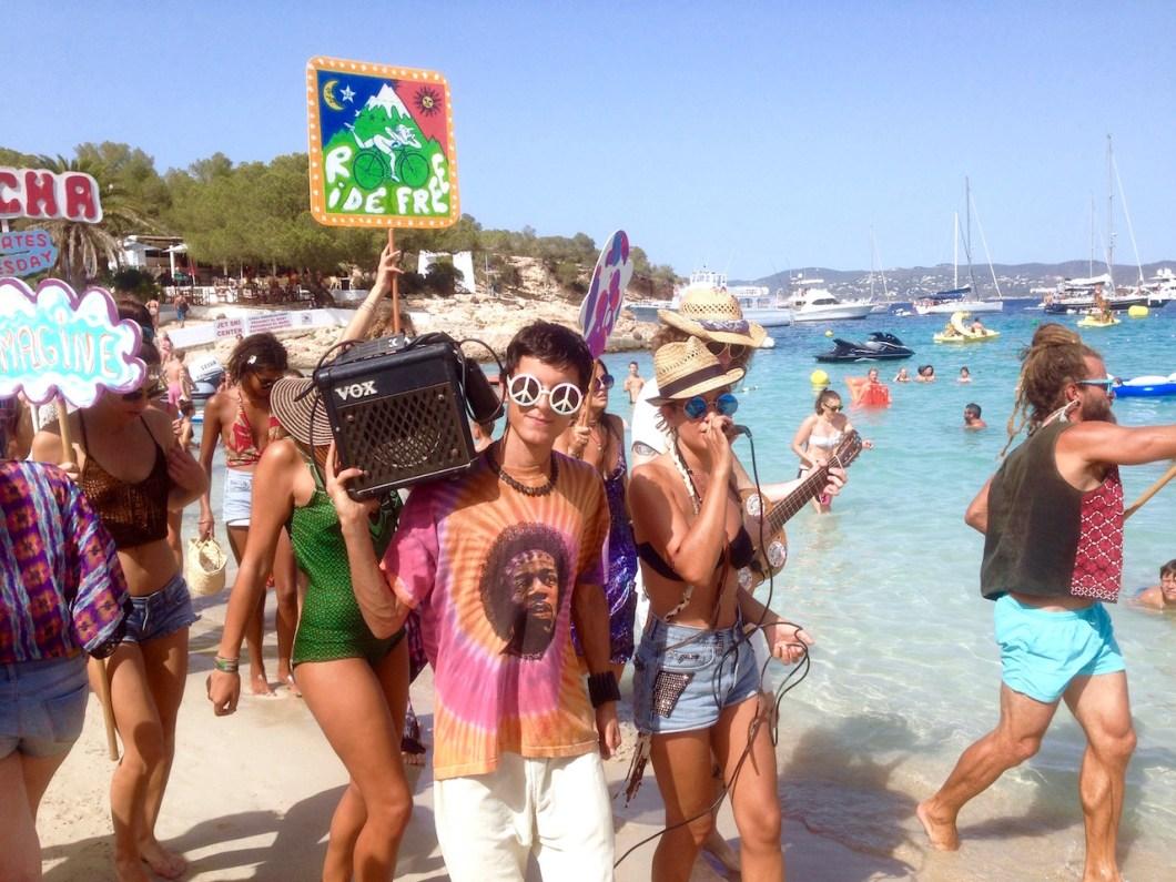 10 spiagge più belle di Ibiza