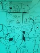 Wall @ Zostel!