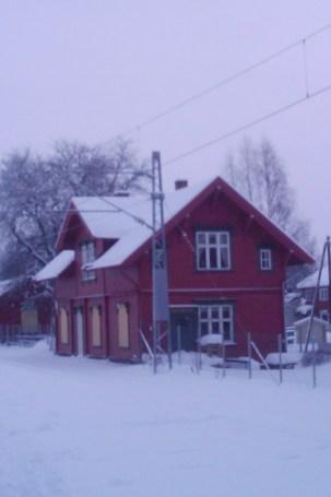 Oslo Torp train station