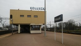 Koluszki station