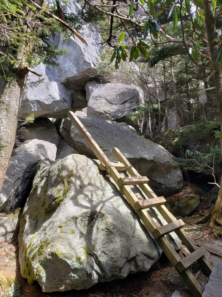 Grandfather Trail, Grandfather Mountain State Park