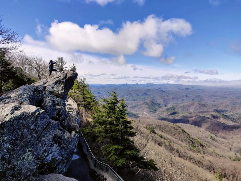 Blowing Rock, Boone, North Carolina