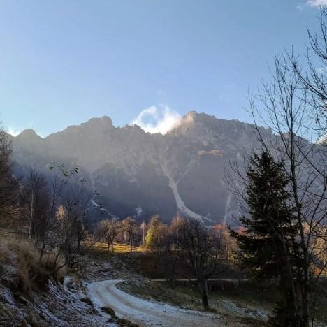 Sentiero Dei Grandi Alberi, Vicenza Italy 