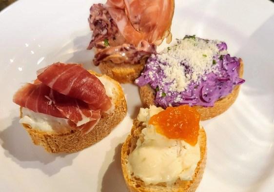Bruschetta, Verona Food Tour