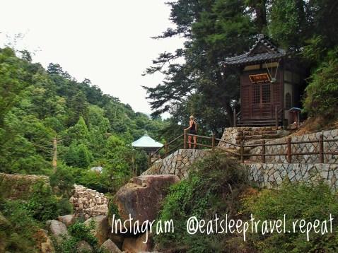 Daisho-in Trail - Mount Misen