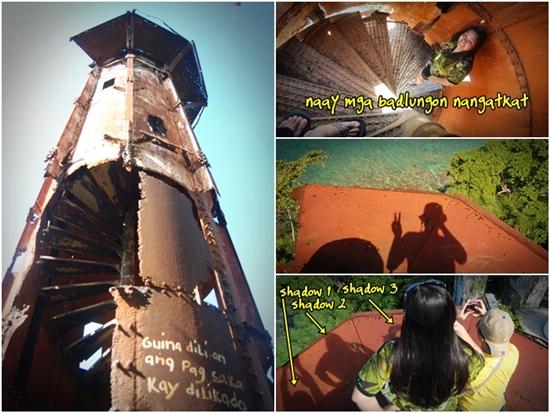 Guisi lighthouse