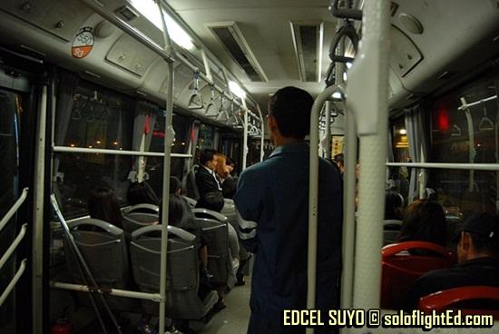 Airport Shuttle Bus # 50