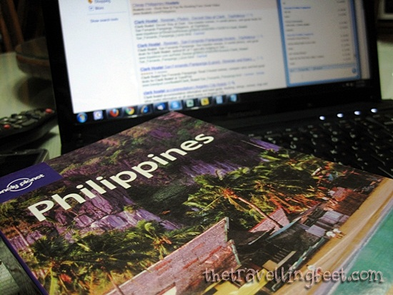Making Use of Lonely Planet Philippines