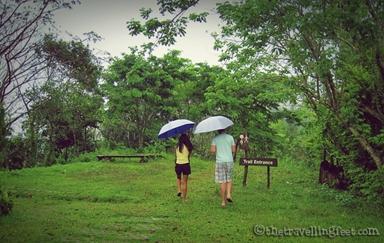 A Soggy Day Trip to the Highlands of Cebu