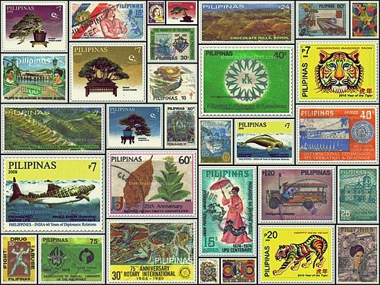 Philippine Stamps