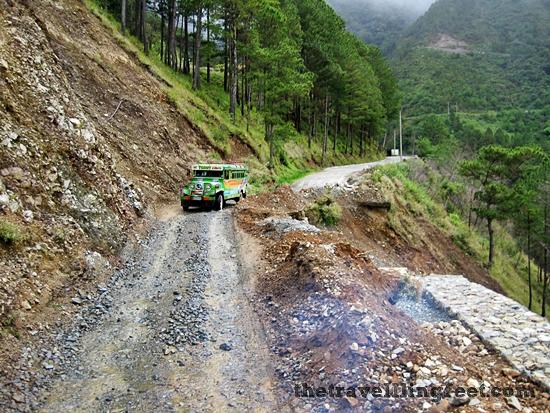 Bontoc road