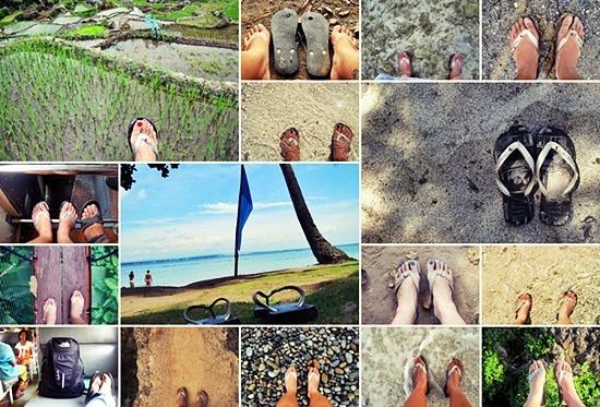 my travel slippers
