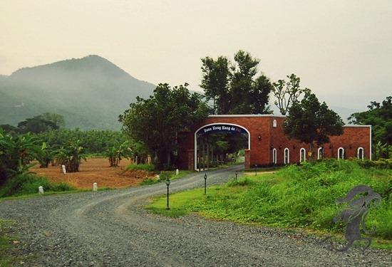 Pai Mae Hong Son Thailand countryside