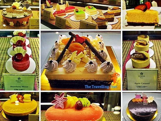 Affordable Cakes Siem Reap Sokha Hotel