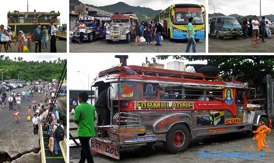 Port Maguinoo Calbayog Samar