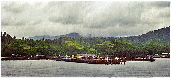 Biri Island Series: En Route Cebu to Calbayog