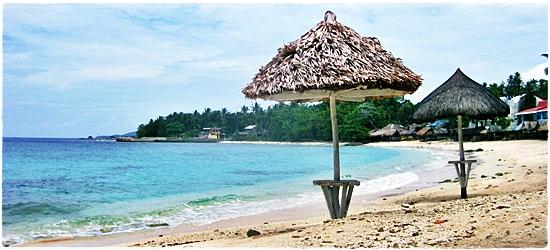 Biri Island Series: Side Trip to Spice of Life Beach in Allen
