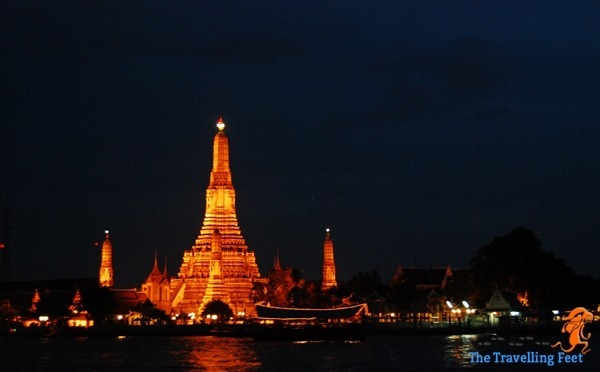 Temple of Dawn - Wat Arun