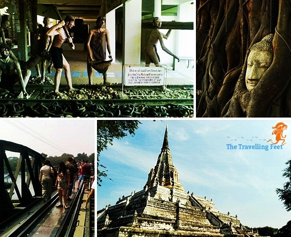day tour package in Bangkok