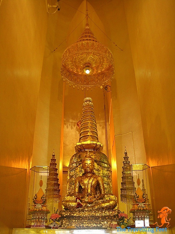 the Buddha of the Golden Mount