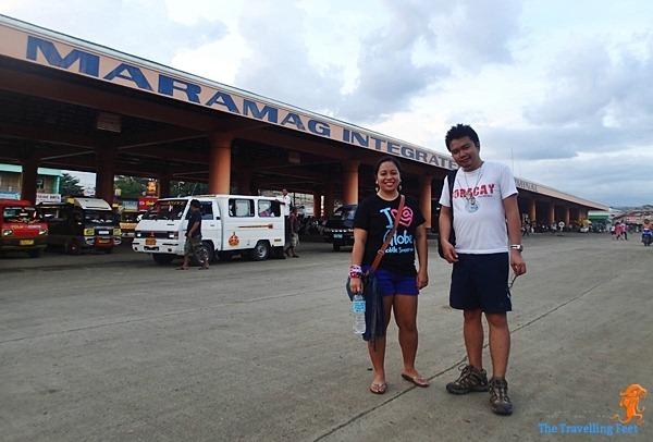 Maramag bus terminal