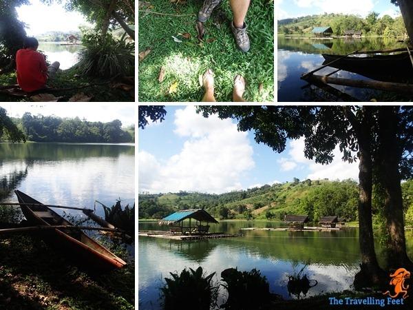 things to do in Bukidnon - visit Lake Apo