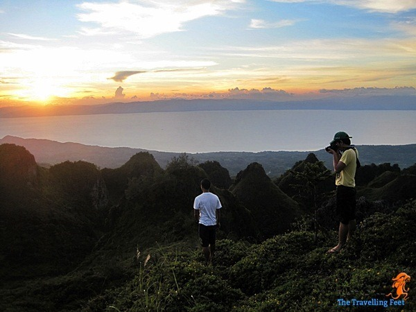 how to get to osmena peak