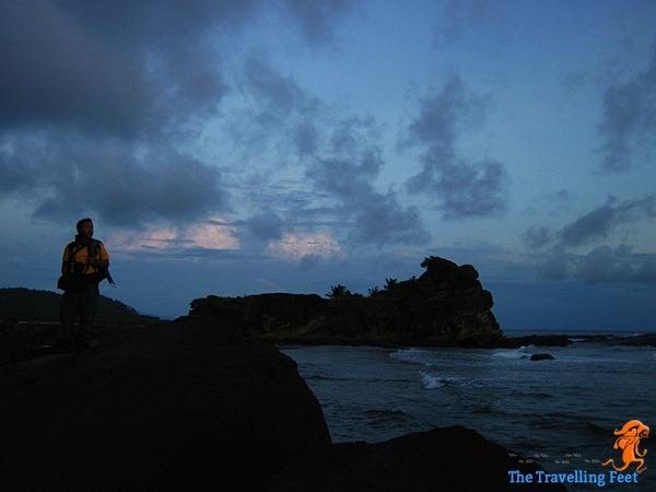 sunrise in Samar