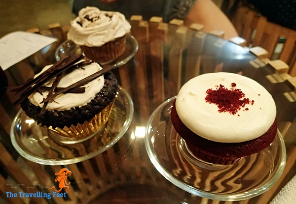 yummy cupcakes at Sweet Little Things