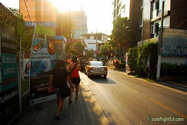 roaming BKK