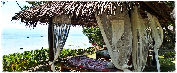 Staying at Hale Manna Beach Resort in Moalboal