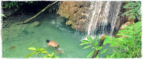 Chasing Waterfalls in Iligan City