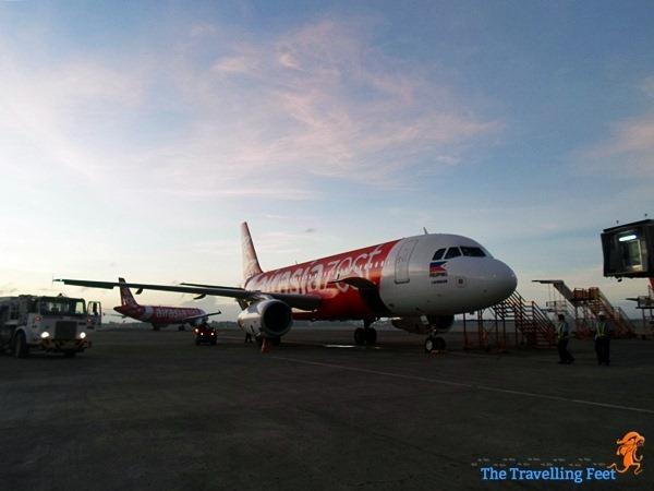 AirAsia plane bound for Kuala Lumpur Malaysia
