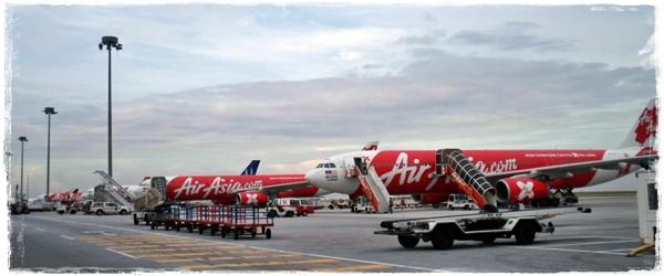 AirAsia Offers Cebu to Kota Kinabalu Flights