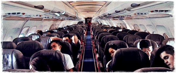 What To Do On A 4-hr Plane Ride From Cebu To Kuala Lumpur