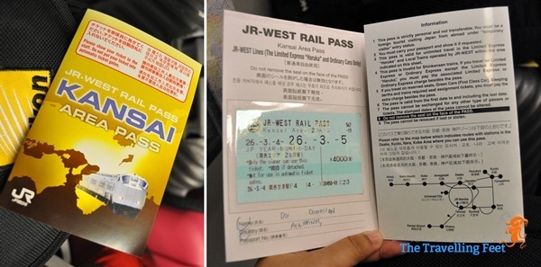 Kansai JR Pass