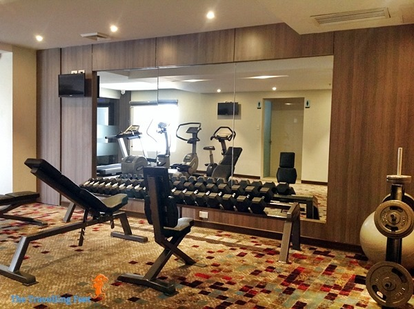 brentwood suites gym