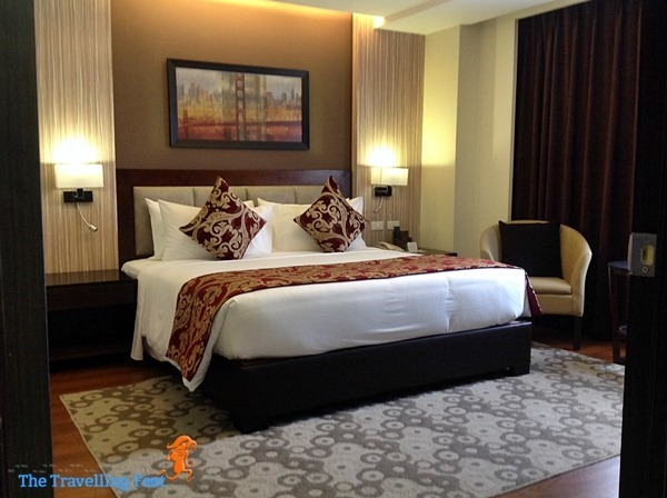 brentwood suites - junior suite room