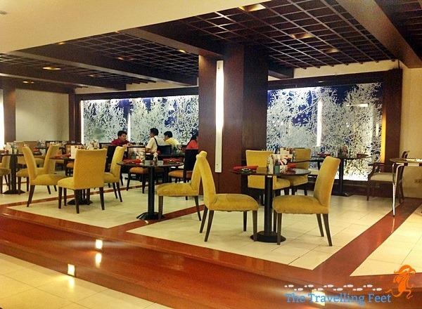 Manila Pavilion dining hall