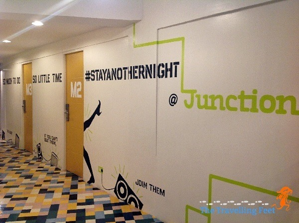 where to stay in Makati - Junction Hostel
