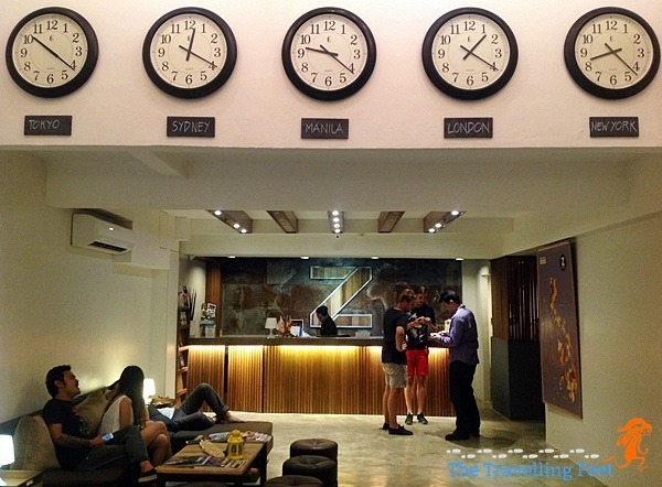 Z Hostel: Staying at a Luxury Hostel in Makati City